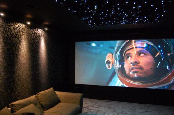 Basement Cinema