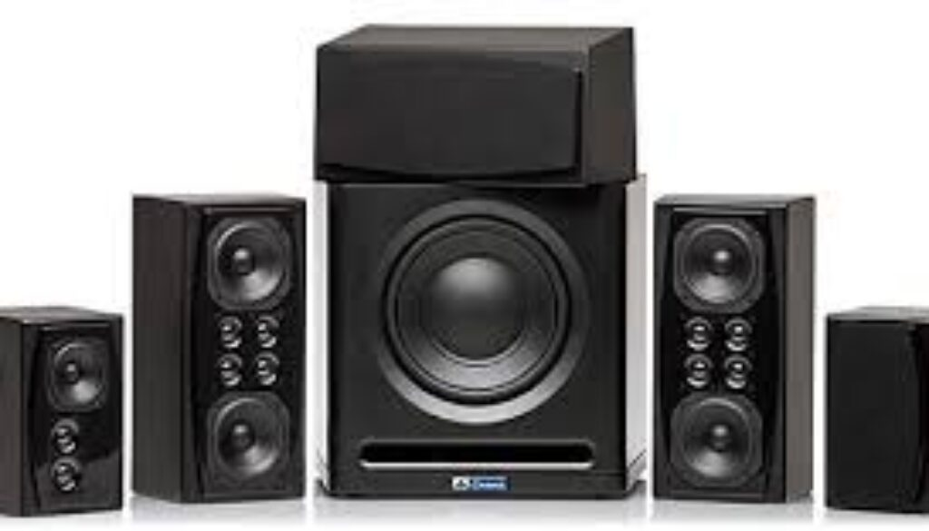 cinema series speakers