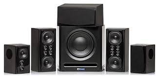 cinema series speakers