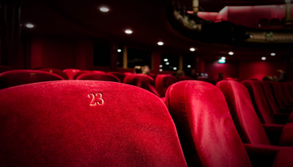 Cinema Seat 23