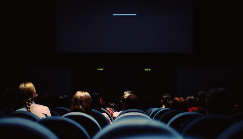 cinema behind