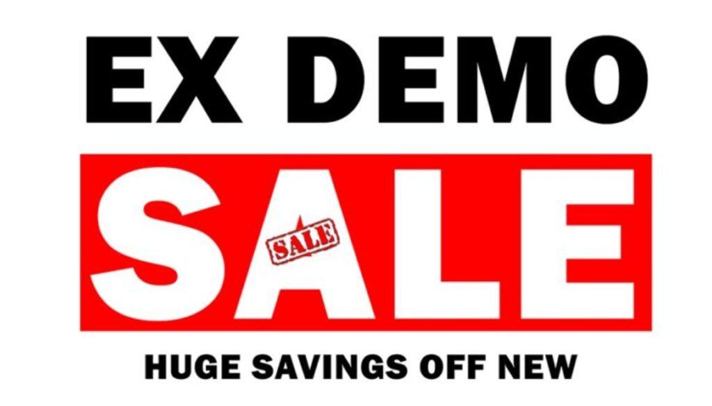 EX DEMO SALE.banner